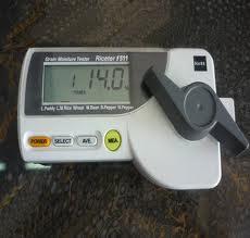 Máy đo độ ẩm gạo F511 Kett Nhật Bản