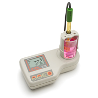 Máy đo PH để bàn HI208 Hanna