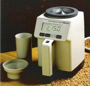 Máy đo độ ẩm PM 410 Kett Nhật Bản