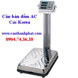 Cân bàn điện tử 100kg AC CAS