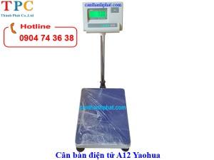 Cân bàn điện tử 500kg A12 Yaohua