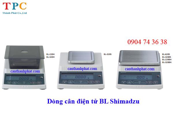 giá cân bl shimadzu