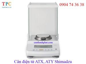 Cân phân tích điện tử ATX, ATY Shimadzu