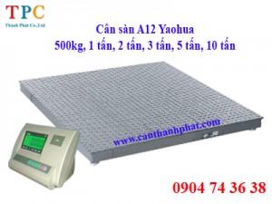 Cân sàn 2 tấn A12 Yaohua