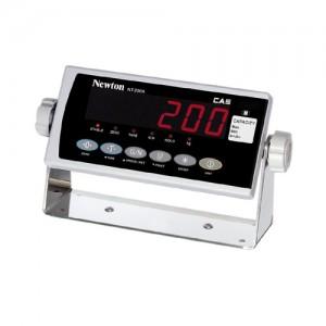 Đầu cân, đầu hiển thị NT200A, NT201A CAS Korea