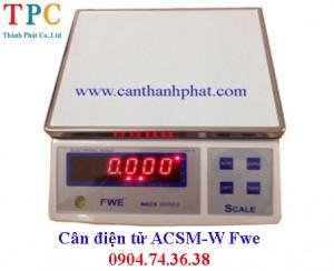 Cân điện tử ACSM-W FWE