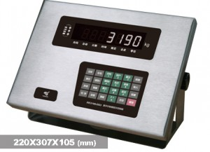 Đầu cân, đầu hiển thị XK3190-DS3 Yaohua