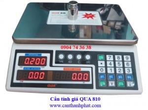 Cân tính giá tiền QUA 810