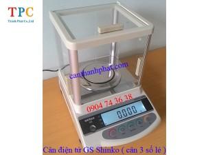 Cân điện tử GS Shinko 3 số lẻ