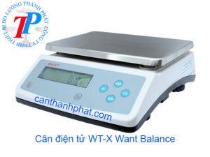 Cân điện tử WT-X series Want balance