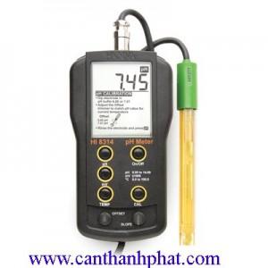 Máy đo pH/ORP/nhiệt độ cầm tay HI-8314