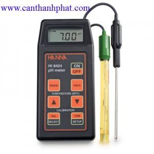 Máy đo PH/ORP/nhiệt độ cầm tay HI-8424