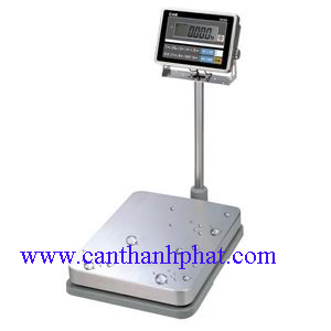 Cân bàn điện tử CWP CAS Korea