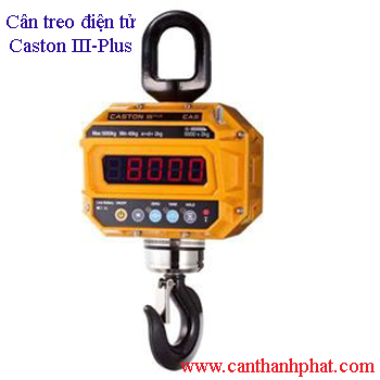 Cân treo điện tử Caston 3 Plus CAS-Korean