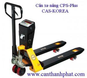Cân xe nâng CPS Plus CAS Korea