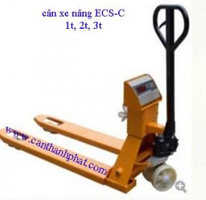 Cân xe nâng pallet ECS-C
