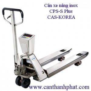 Cân xe nâng pallet CPS-S plus CAS Korea