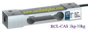 Cảm biến lực (loadcell) BCL CAS Korea