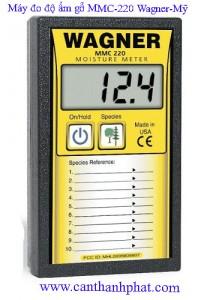 Máy đo độ ẩm gỗ MMC-220 Wagner