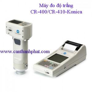 Máy đo độ trắng CR-400/CR-410 Konica Minolta