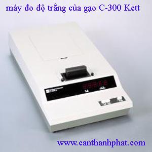 Máy đo độ trắng của gạo C-300 Kett