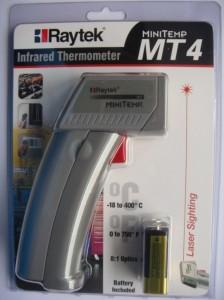 Máy đo hồng ngoại từ xa MT4-Raytek