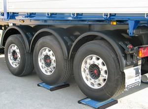 Cân xe tải lưu động WWS Dini Argeo Italy