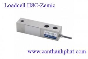 Loadcell cân điện tử, cảm biến lực H8C-Zemic