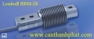Loadcell, cảm biến lực Z6 HBM-Đức