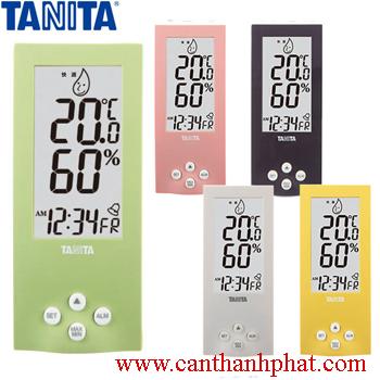 Nhiệt ẩm kế điện tử TT-551 Tanita