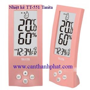 Nhiệt kế điện tử TT-551 Tanita