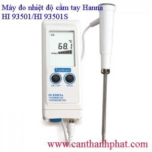 Máy đo nhiệt độ cầm tay Hanna HI93501/HI93501S