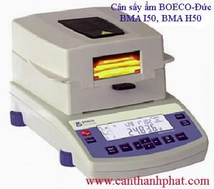 Cân sấy ẩm BMA I50/BMA H50-BOECO