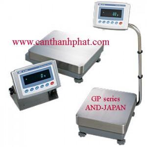 Cân bàn điện tử GP series AND-JAPAN