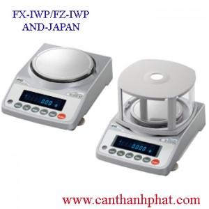 Cân điện tử FX-iWP AND Nhật Bản