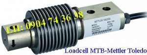 Loadcell, cảm biến lực MTB Mettler Toledo