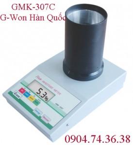 Máy đo độ ẩm lá chè GMK 307C G-Won Korea
