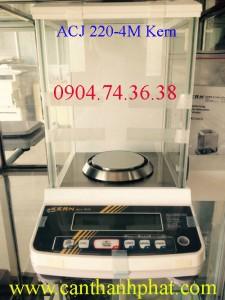 Cân phân tích điện tử ACJ 220-4M Kern-Đức