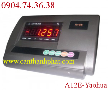 Đầu cân, đầu hiển thị A12E Yaohua