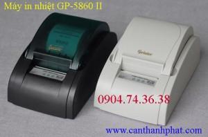 Máy in cân điện tử GP-5860 II