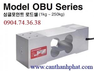 Cảm biến lực – loadcell Bongshin OBU Korea