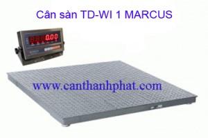 Cân sàn TD-WI 1 Marcus Đức