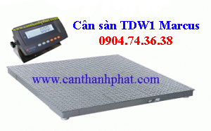 Cân sàn điện tử TD-W1 Marcus