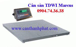 Cân sàn điện tử TD-WI Marcus Đức