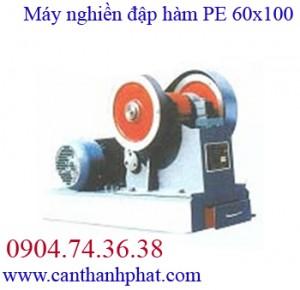 Máy nghiền đập hàm PE60x100