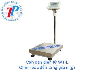 Cân bàn điện tử WT-L (60kg/1g, 150kg/1g)