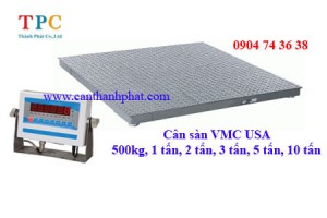 Cân sàn 1 tấn VC203 VMC