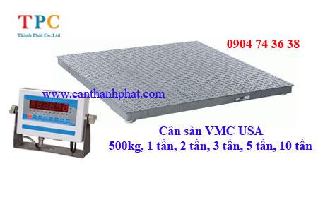 cân sàn điện tử VMC