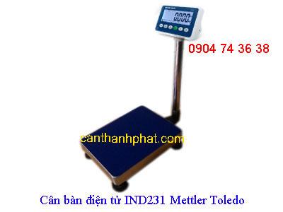 giá cân bàn điện tử ind231