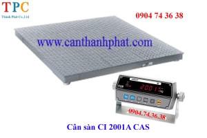 Cân sàn 1 tấn CI-2001A CAS